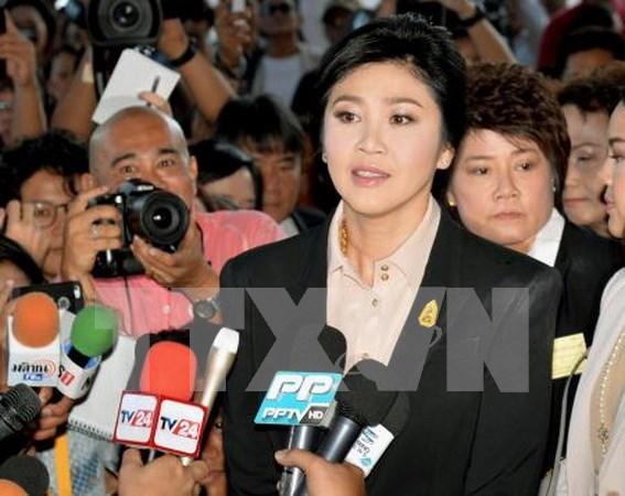 泰国大米收购案:英拉等或面临143亿美元罚款 hinh anh 1