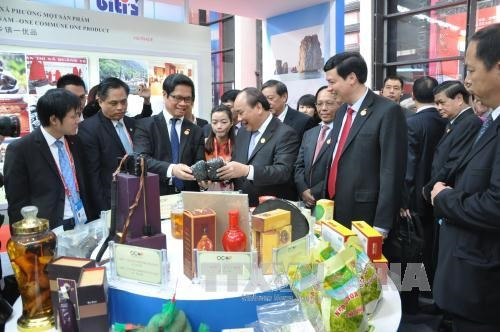 越南将出任第13届中国-东盟博览会主题国 hinh anh 1