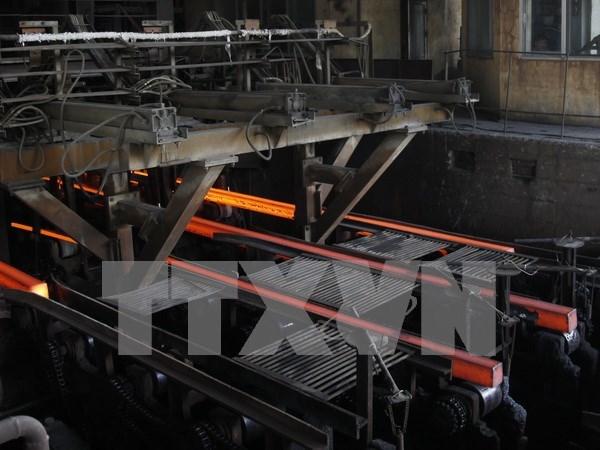 建设需求拉动钢铁销售量增加 hinh anh 1