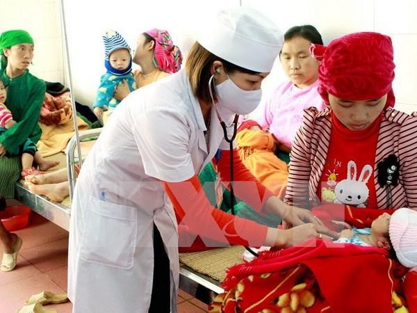 越南在实施联合国千年发展目标中取得丰硕成果 hinh anh 1