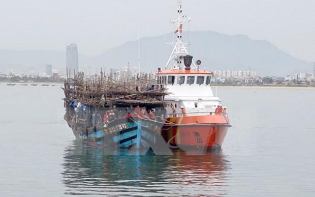 泰国警方承诺对射杀越南渔民案件调查到底 hinh anh 1