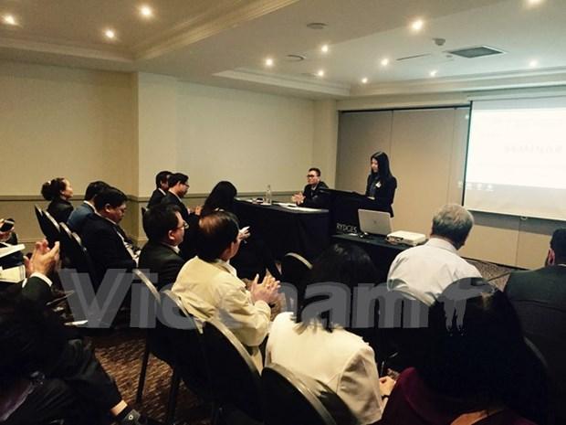 越南企业寻找在澳大利亚投资商机 hinh anh 1