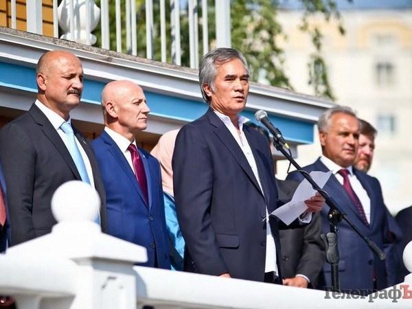 越南出席在乌克兰举行的国际和平日纪念活动 hinh anh 1