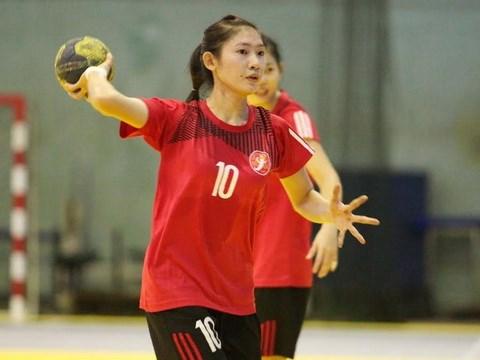 2015年东南亚手球锦标赛在胡志明市开赛 hinh anh 1