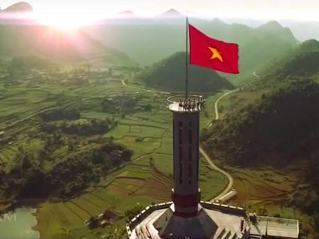 """越南外交部制作的""""越南欢迎你""""视频正式上线 hinh anh 1"""