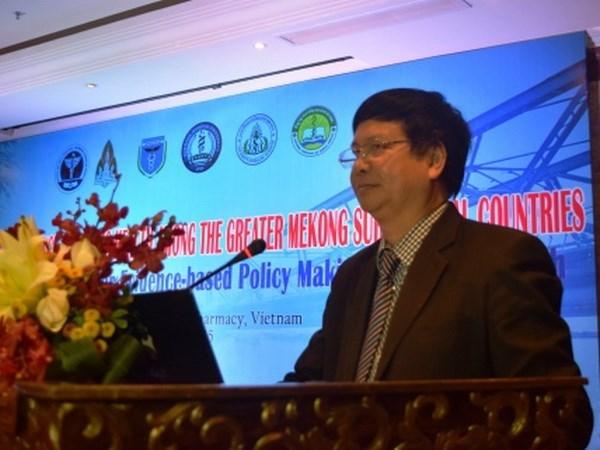 第七届大湄公河次区域公共卫生大会在越南承天顺化省举行 hinh anh 1