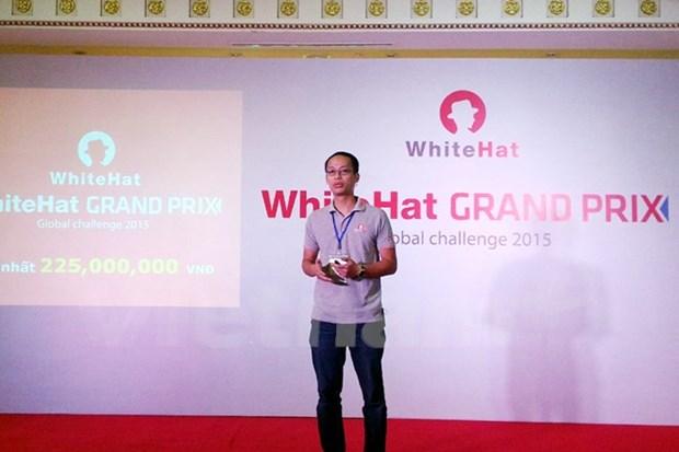 越南首次承办全球网络安全竞技比赛 hinh anh 1