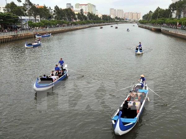 前9个月胡志明市接待国际游客320万人次 hinh anh 1