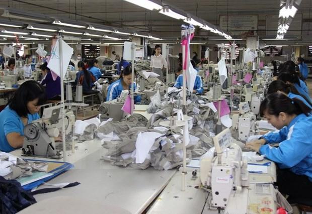 前9个月越南同奈省工业生产指数增长8.39% hinh anh 1