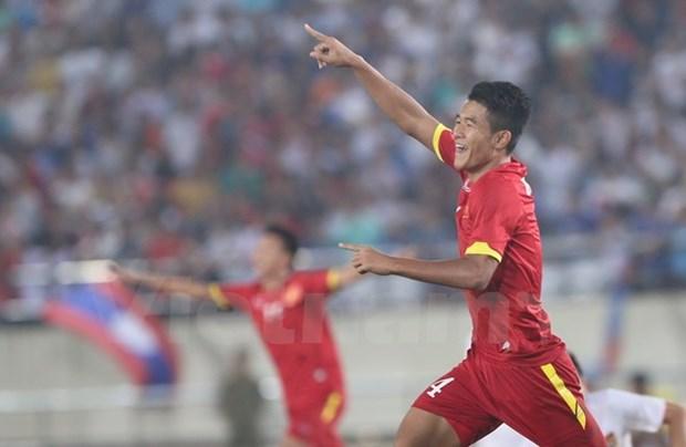 2016年亚洲U19青年足球锦标赛:越南U19队以3比1击败香港U19队 hinh anh 1