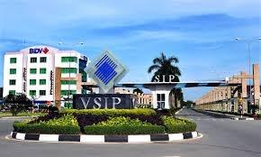 越南和新加坡的有效合资模式——越新工业园区 hinh anh 1