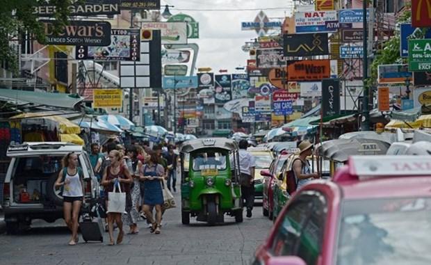 今年8月份泰国出口继续呈现负增长态势 hinh anh 1