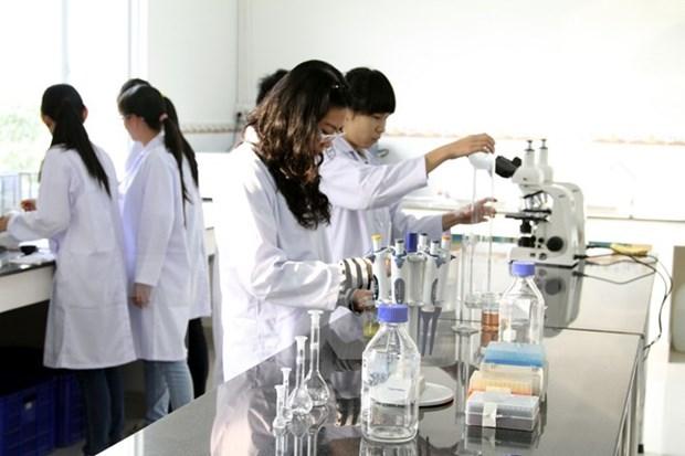 至2020年越南拟成立3个国家级生物技术发展中心 hinh anh 1