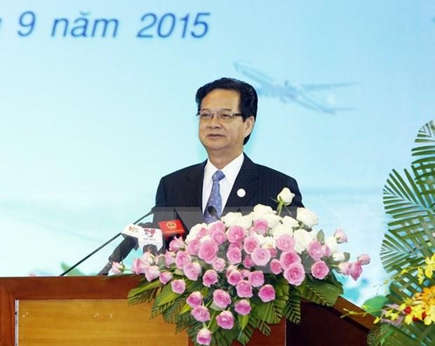 越南政府总理阮晋勇:让同奈省人民的生活日益温饱、幸福、文明和充满温情 hinh anh 1