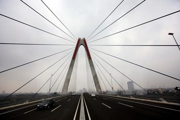 越南使用日本国际协力机构贷款资金投资兴建25座大桥 hinh anh 1