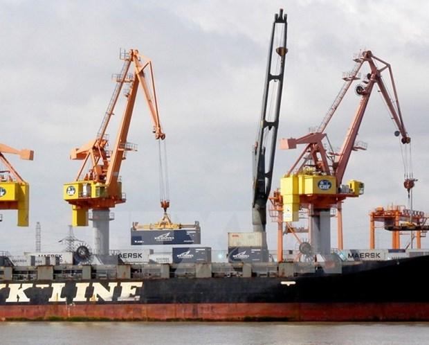 越南在全球竞争力报告提升13位 hinh anh 1