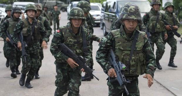 泰国陆军司令承诺强化军队的作用 hinh anh 1
