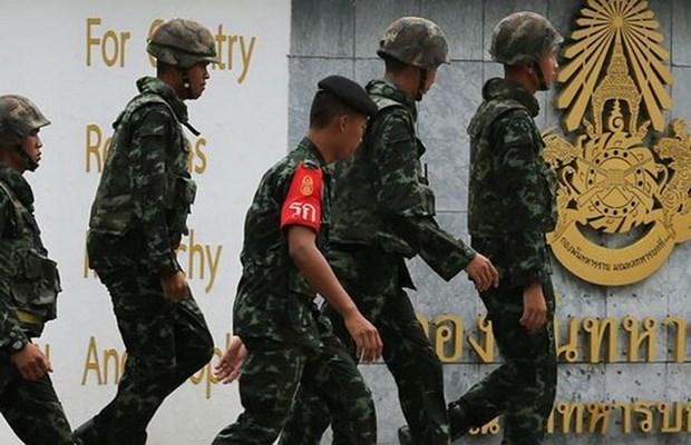 中国广西柳城发生连环邮包爆炸 泰国加强中国大使馆周边安保措施 hinh anh 2