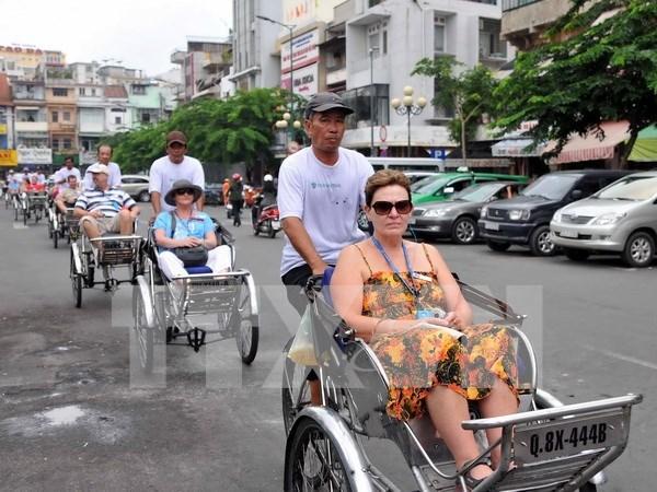 9月份越南接待国际游客量同比增长8.3% hinh anh 1