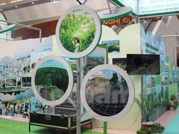 环境国际展览会在河内举行 hinh anh 1