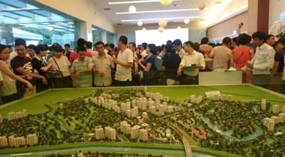 2015年第三季度河内市新房入市量同比增加两倍成交量增长154% hinh anh 1