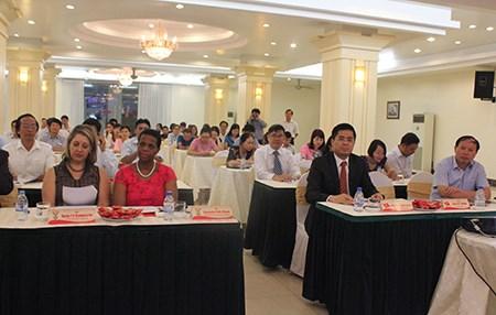 越南与南非加大贸易投资及旅游促进力度 hinh anh 1