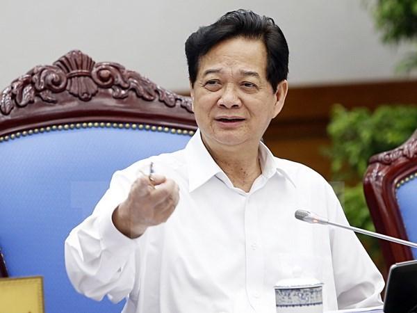 阮晋勇总理:及时做出政策反应力争完成各项经济社会目标 hinh anh 1