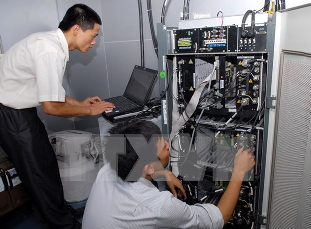 2017年初越南各大移动运营商将实现携号转网 hinh anh 1