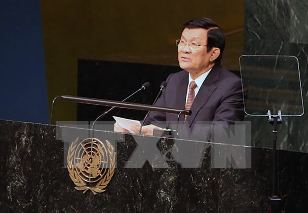 何金玉副外长:越南继续坚持致力于和平、合作与发展的外交路线 hinh anh 1