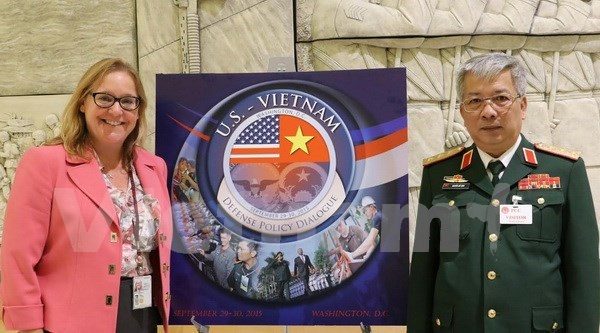 第六届越美防务政策对话在美国华盛顿举行 hinh anh 1