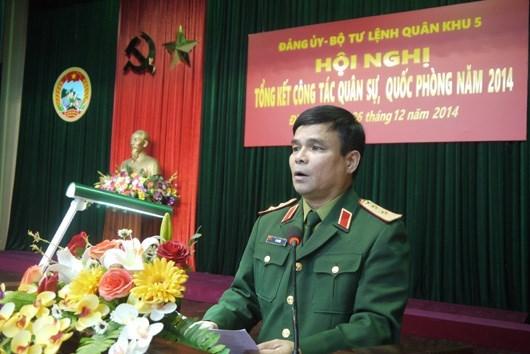 越南政府总理任命四名新国防部副部长 hinh anh 1