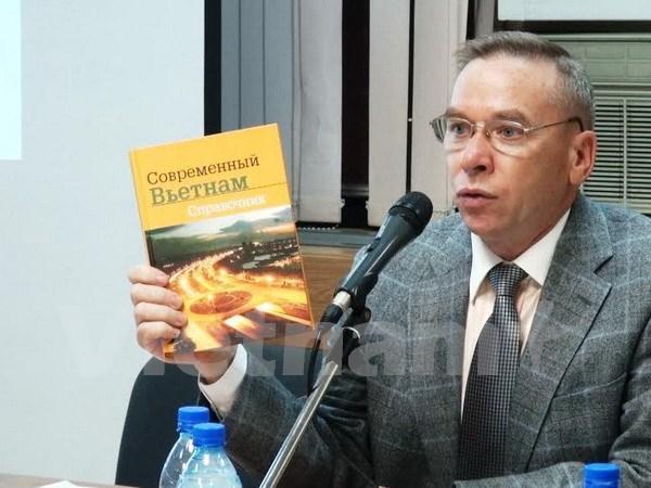 《今日越南》检索工具书在俄罗斯联邦亮相 hinh anh 1