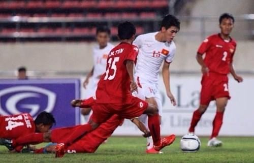 2016年亚洲U19青年足球锦标赛:越南U19足球队晋级决赛圈 hinh anh 1