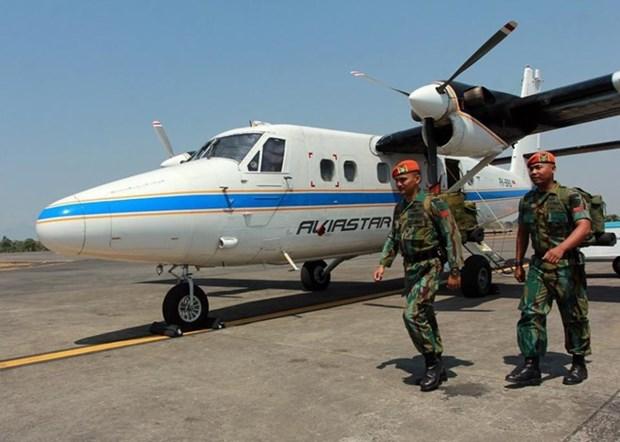 印尼失事小型客机遇难者遗体已全部找到 hinh anh 1