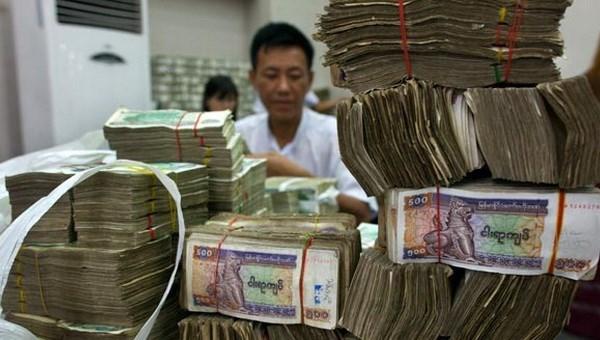 世行下调缅甸经济增长预测 hinh anh 1