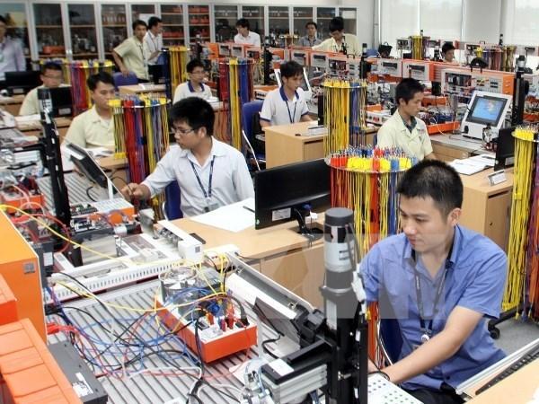 今年前9个月越南新增注册资金总额达1029多万亿越盾 hinh anh 1