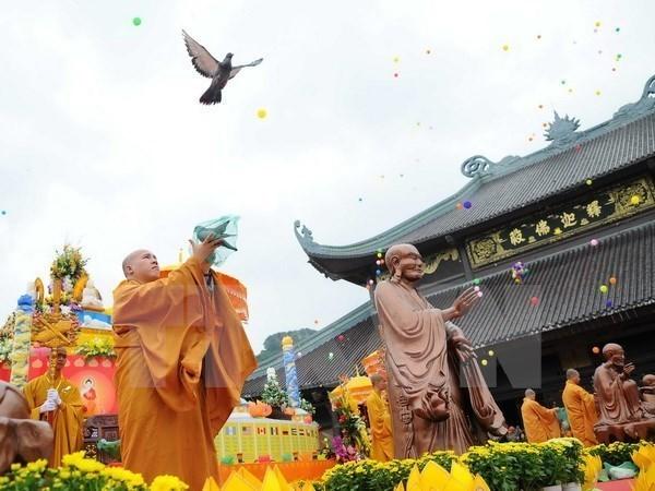 越南与欧盟分享确保宗教信仰自由权的经验 hinh anh 1