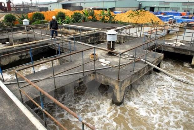 韩国提供越南安江省优惠贷款兴建废水处理项目 hinh anh 1