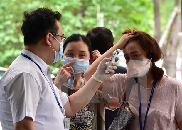 两天来泰国发现第二例中东呼吸综合征疑似病例 hinh anh 1