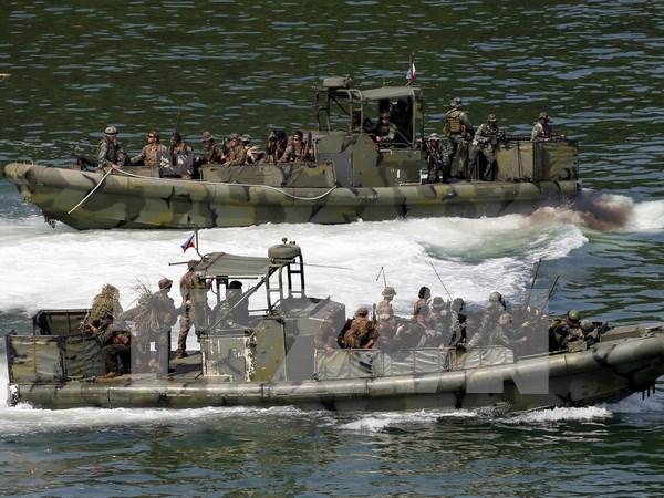 美国与东南亚各国海上执法力量加强合作 hinh anh 1