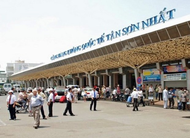 胡志明市新山一国际航空港调整规划具体内容对外公布 hinh anh 1