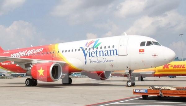越捷航空公司出售近50万张飞往韩国和台湾的特价机票 hinh anh 1