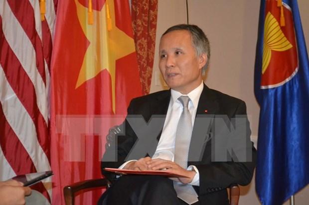 越南有足够信心加入TPP hinh anh 1