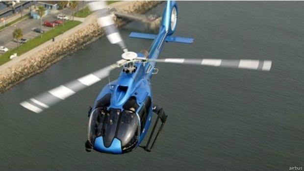 印尼载5人直升机失联 hinh anh 1