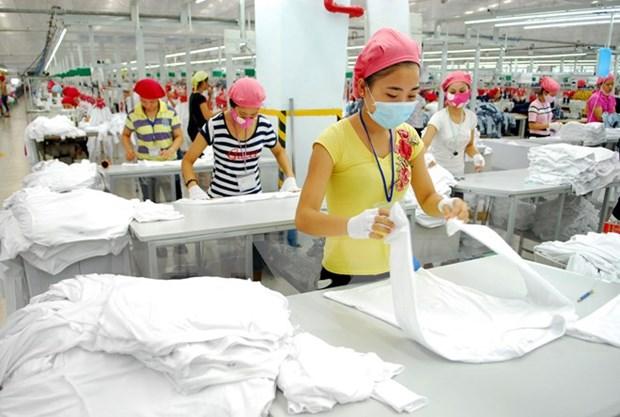 越南若干主要出口商品出口额或将下降 hinh anh 1