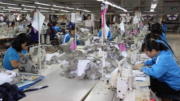 越南实现纺织原辅料供应多元化 hinh anh 1