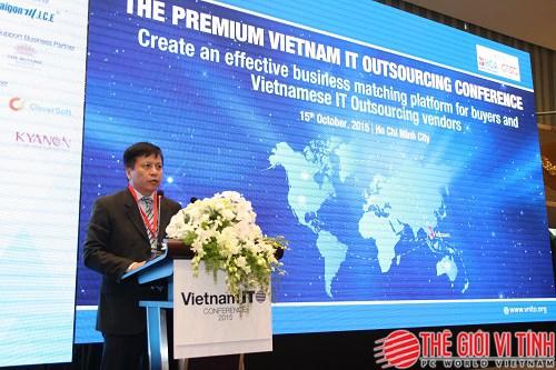 20个国家400名代表参加越南信息技术外包发展会议 hinh anh 1