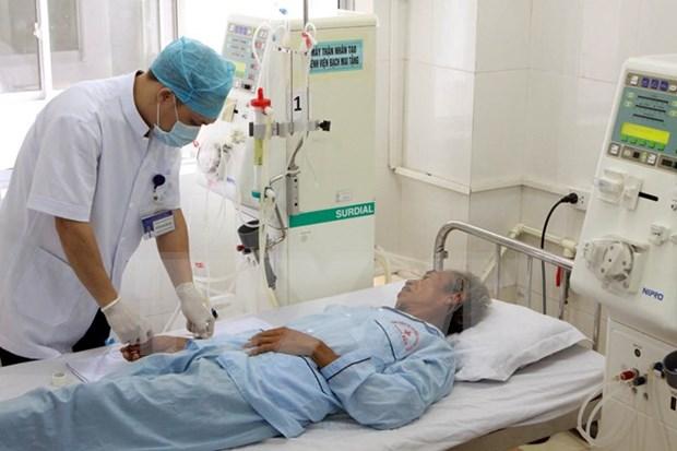 越南当选世界卫生组织执行委员会委员 hinh anh 1