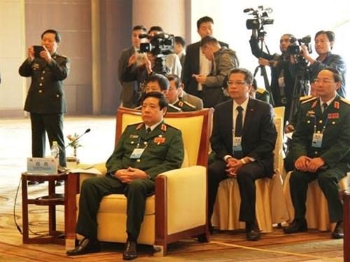 越南国防部长冯光青:制定合作机制让承诺落到实处 hinh anh 1