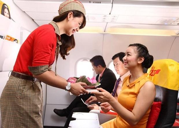 越捷开通至韩国和台湾航线:为越南与韩台企业交流与合作带来机会 hinh anh 1